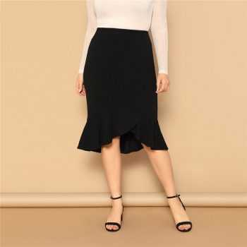 Online Ping For Plus Size Skirts